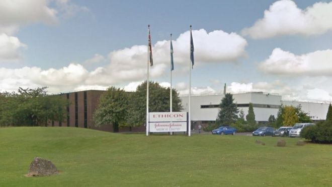 Ethicon plant closure plans threaten 400 jobs in Livingston