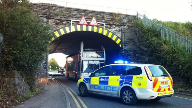 This road in bristol is going to be closed for two years for.