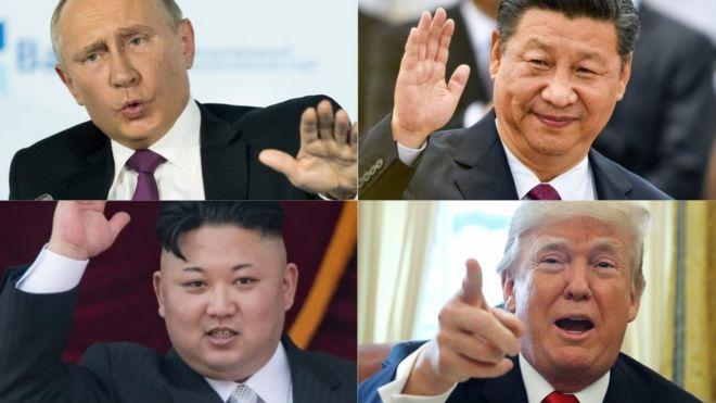 De Coreia do Norte nuclear a EUA na contramão, 4 momentos que marcaram a ordem mundial em 2017