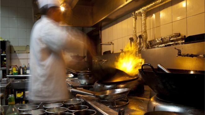 Кухонный рабочий