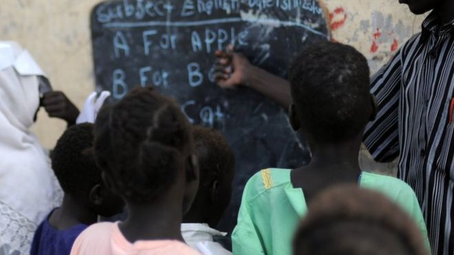 Pickin still need to dey learn handwriting for school? - BBC News Pidgin