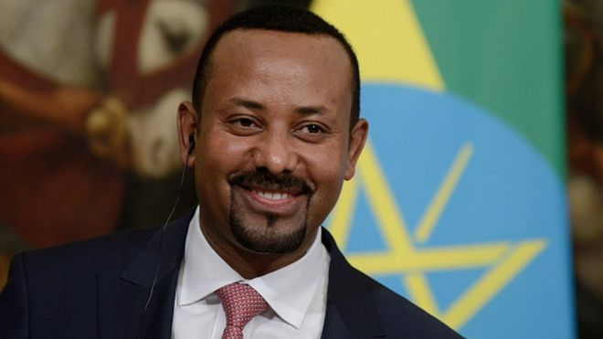 """<b>Ethiopia's PM says """"people from abroad"""" had role in June twin attacks</b>"""