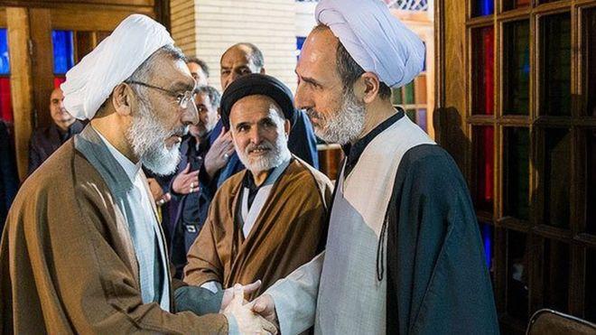 مصطفی پورمحمدی و محمد نیازی