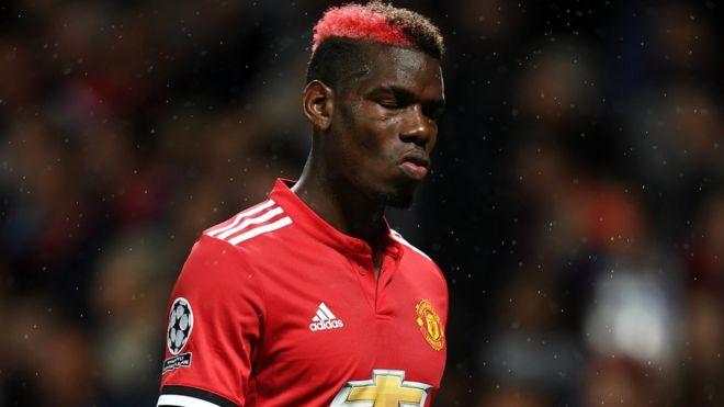 Manchester United za ta sayar da Paul Pogba - BBC News Hausa