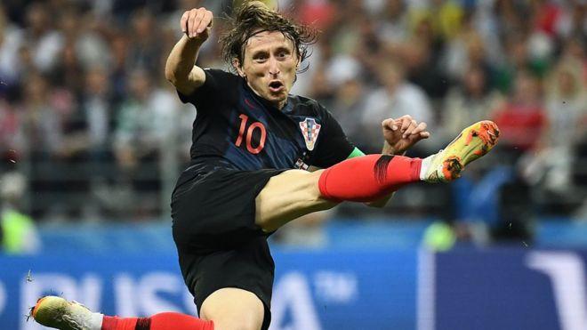 Copa do Mundo 2018  Qual é o segredo da Croácia 9b95ef574cab7