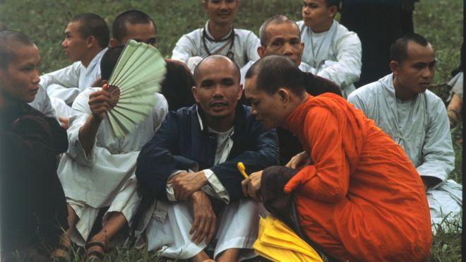 Thượng tọa Thích Trí Quang