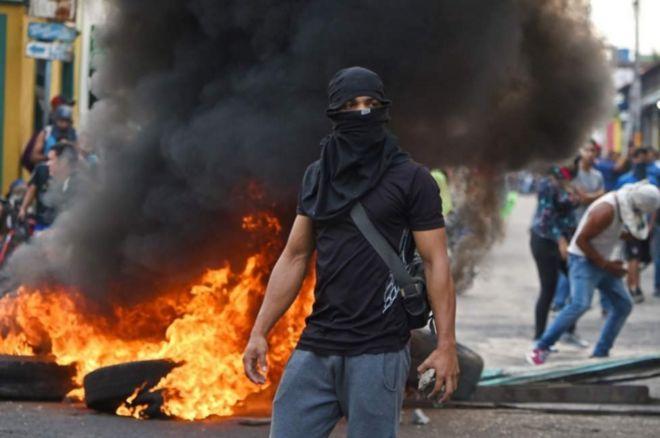 Venezuela border