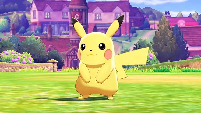 Pokemon Nintendo Announces Two New Games Sword And Shield For The