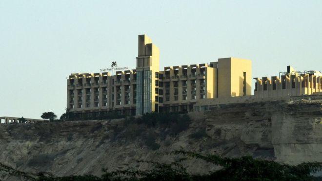 珍珠大陆酒店