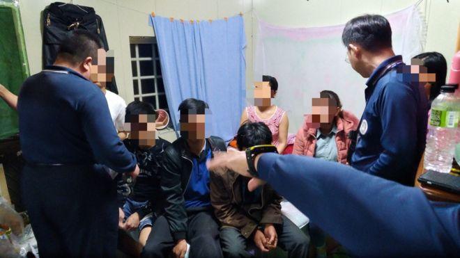 Nhóm người Việt nghi ngờ thuộc nhóm 152 du khách Việt mất tích