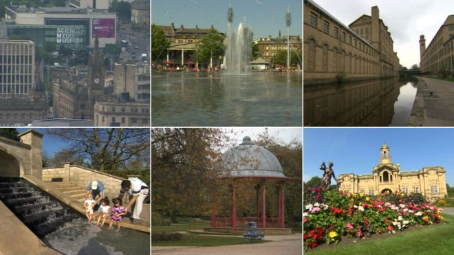 UK City of Culture 2025: Bradford to bid for title - BBC News