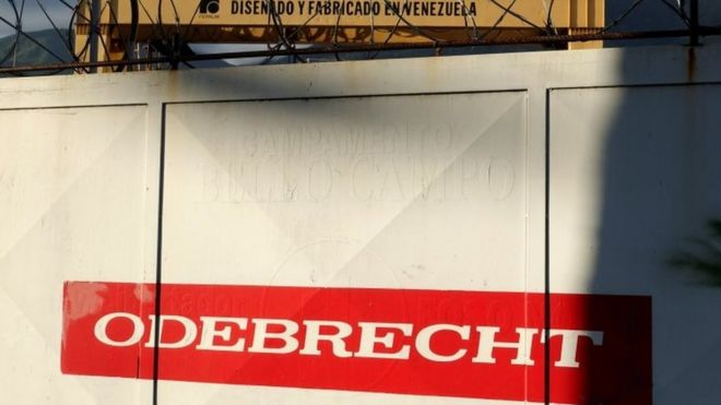 Brazil's Odebrecht to pay $2 6bn fine for corruption - BBC News