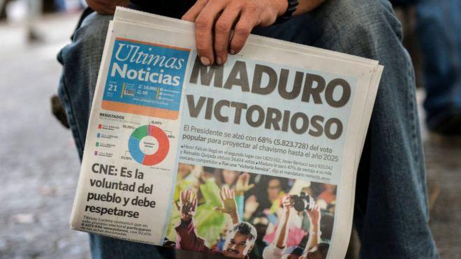 ¿Qué hará la oposición para enfrentarse a Nicolás Maduro en su nuevo mandato tras la alta abstenció