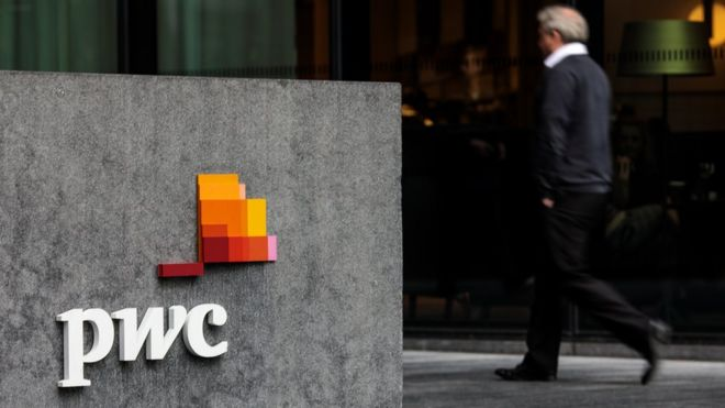 PwC fined £6 5m over 'lack of competence' in audit - BBC News