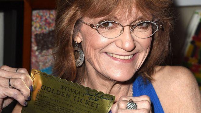 Denise Nickerson: Violet Beauregarde actress dies aged 62