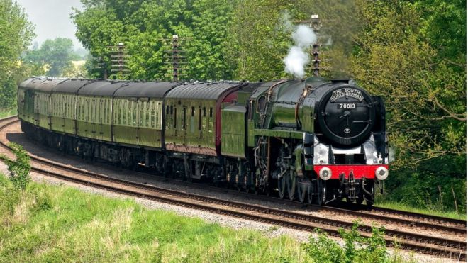 Great Central Railway: Steam trains remembered 50 years on