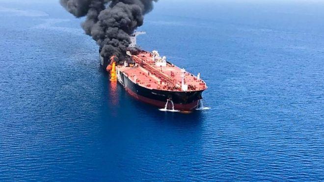 شورای امنیت با محکوم کردن حمله به نفتکشها خواستار کاهش تنش شد