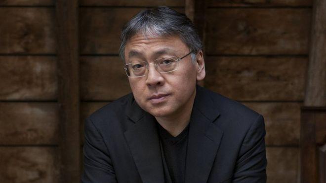 Kazuo Ishiguro photo