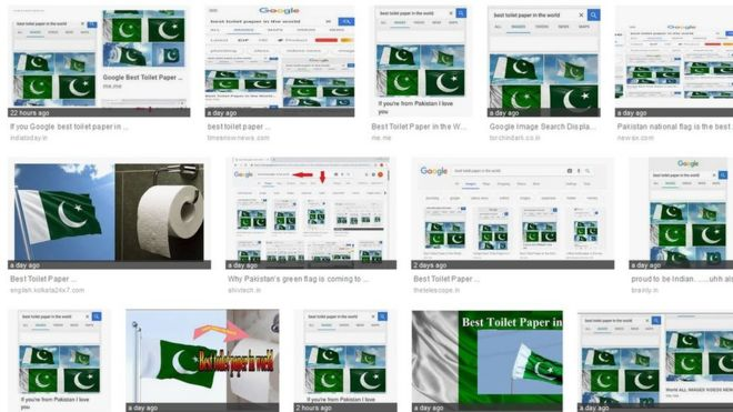 Pulwama Attack Google Searches Hijacked To Link Pakistan