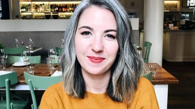 The Women Choosing To Love Their Natural Grey Hair Bbc News