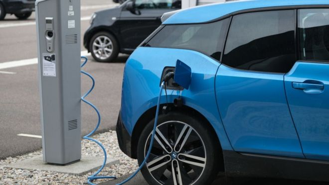 Jaguar Land Rover And Bmw Join Forces On Electric Cars Bbc News