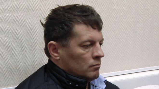 Сенцов отказался от встречи с крымским епископом УПЦ КП Климентом - Цензор.НЕТ 3134