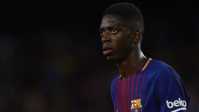 FC Barcelone : Ousmane Dembélé encore blessé