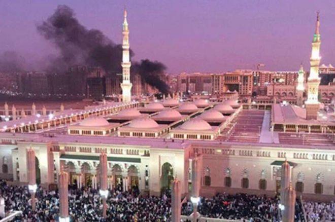 Medina bombing: Saudi Arabia arrest 12 Pakistanis - BBC News