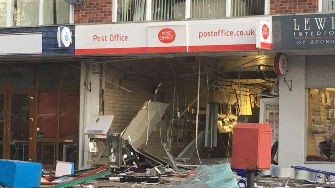 Spondon Post Office Derby