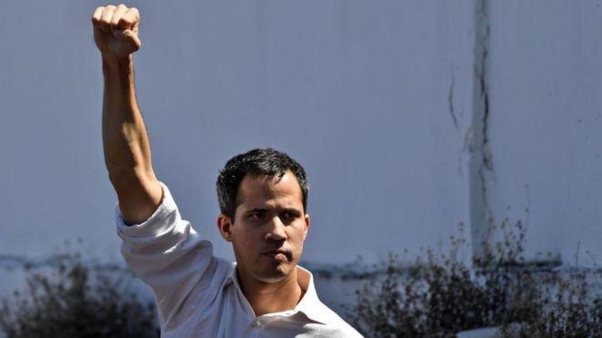 Resultado de imagen para Juan Guaidó