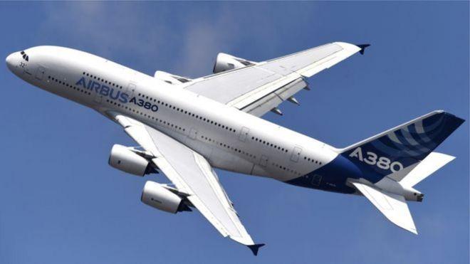 Airbus y'ubu bwoko izatwara abafana ku wa gatandatu ibasubize iwabo ku cyumweru