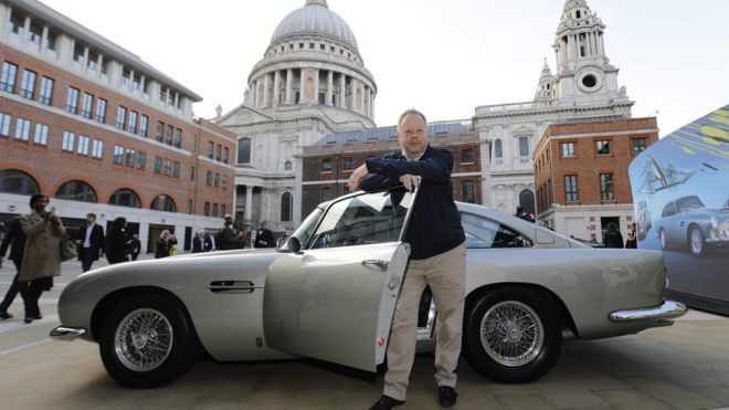 Aston Martin Shares Fall On Stock Market Debut BBC News - Aston martin news