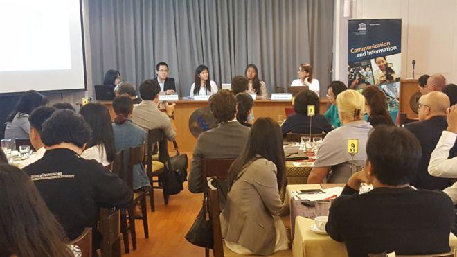 Hội thảo kỷ niệm Ngày Tự do Báo chí Thế giới ở Bangkok