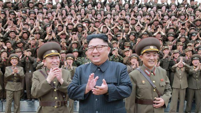 Coreia do Norte termina o ano de 2017 contabilizando muitos sucessos