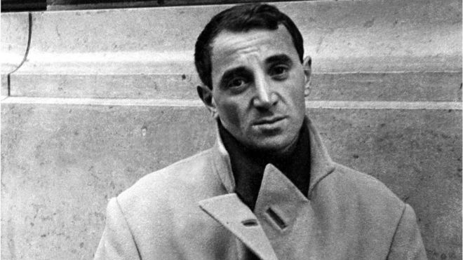 Charles Aznavour, French singing star, dies at 94 - BBC News