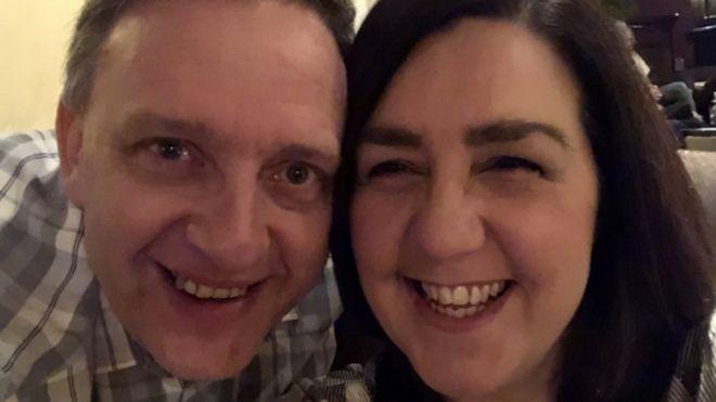 Mike and Sally Stuart