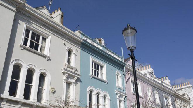 лондонські будинки
