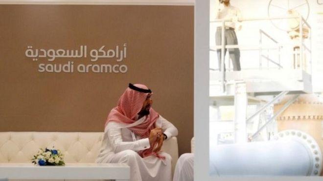 d8a2002c3fda6 مصدر الصورة Reuters Image caption الحكومة السعودية قد تلغي طرح أسهم أرامكو  للبيع ...