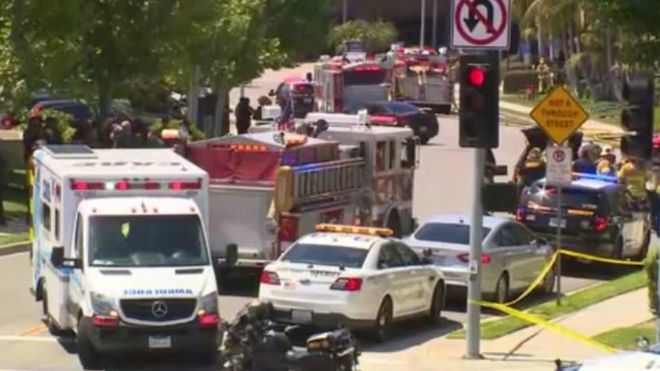 Aliso Viejo blast: Deadly California explosion 'not an accident