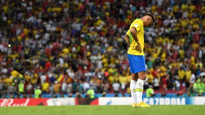 Cuartos de final Rusia 2018: Brasil, eliminado. Bélgica deja a ...
