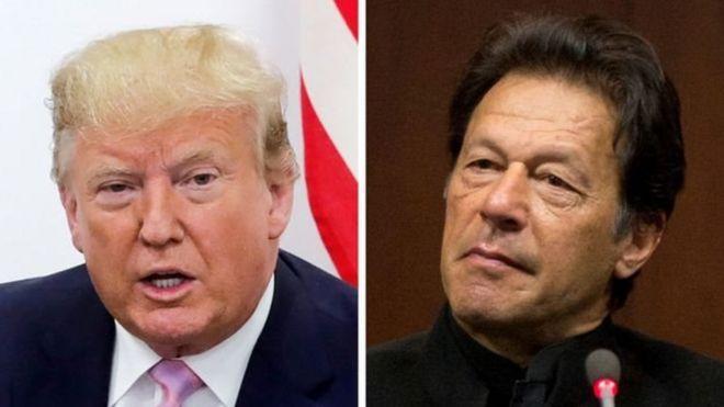 رهبران پاکستان و آمریکا قرار است در کاخ سفید دیدار کنند
