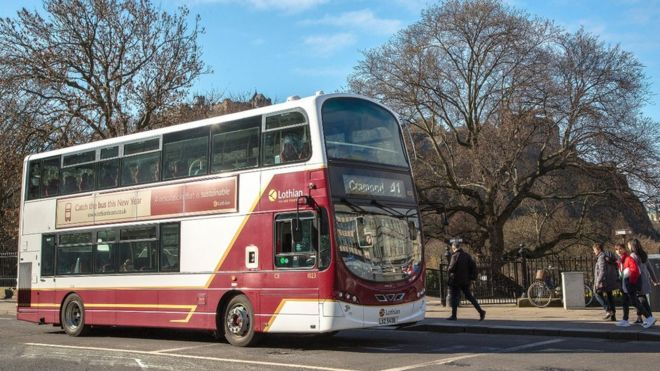 Bus drivers in Edinburgh to be balloted over strike action