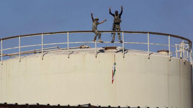 Barzani Kerkük'ten çekilme için rakip Kürt partilerini suçladı