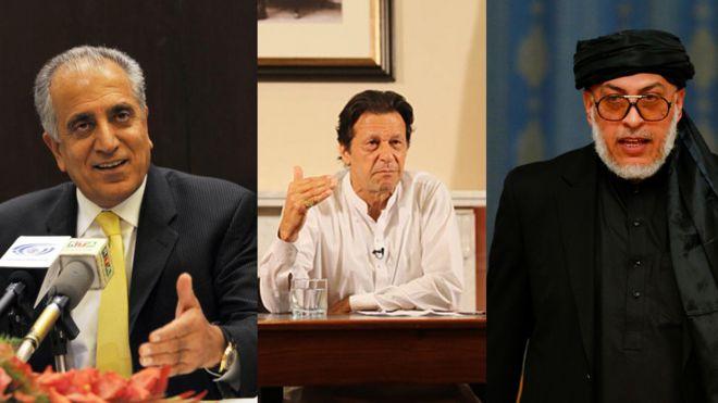 عمران خان: تا دو روز دیگر میزبان گفتوگوهای طالبان و آمریکا خواهیم بود