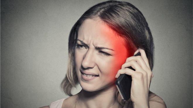 Resultado de imagen de radiaciones de los teléfonos móviles.