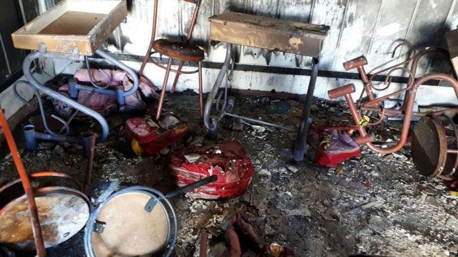 در آتش سوزی یک پیش دبستان در زاهدان؛ دو کودک جان باختند