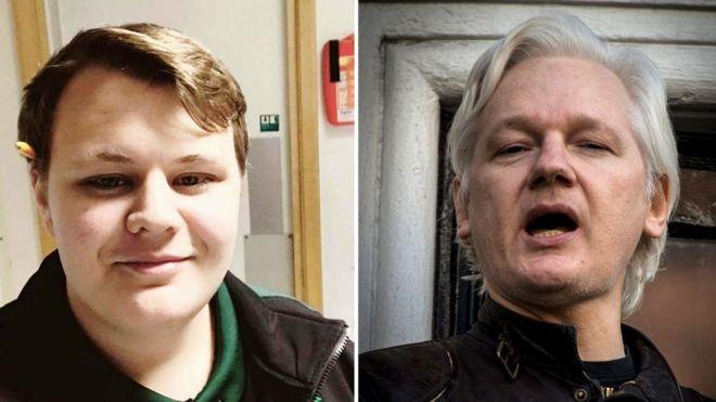 Harry Dunn and Julian Assange