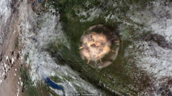 Bí ẩn vụ nổ khổng lồ ở Siberia hồi 1908