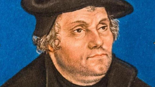 Resultado de imagen para Fotos de Martín Lutero