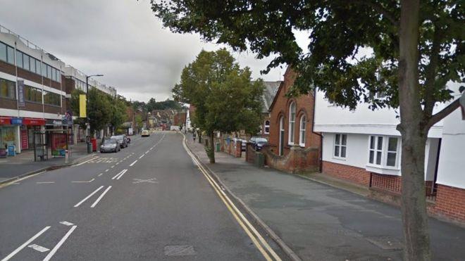 af08ab59138 Colchester stalker jailed for 14 months - BBC News